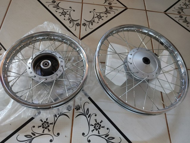 Roda aro  - Foto 2