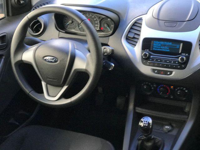 Ford New Ka SE 1.0 Hatch - 2019 - Apenas 29 mil kms - Foto 11