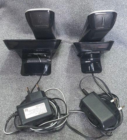 Telefone sem fio Philips com secretária eletrônica (base e+1 ramal) - Foto 4
