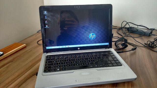 Notebook hp g42 i3 / 6gb ram / 500gb hd valor 650,00