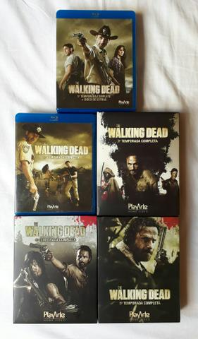 Blu Ray The Walking dead