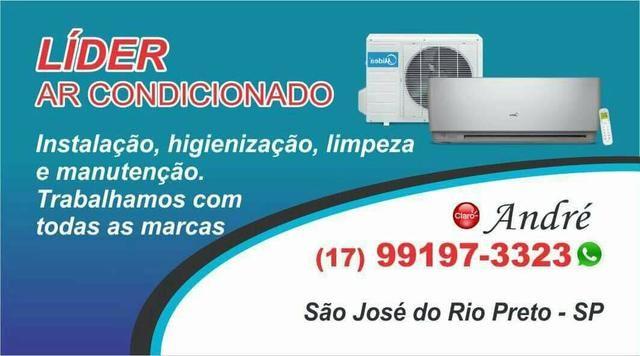 Manutenção e instalação de ar condicionado split e janela
