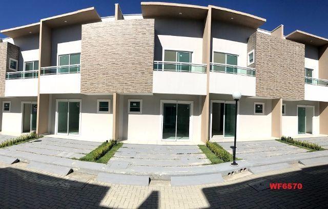 Condomínio Ville Vert Residence, casa em condomínio no Eusébio, 2 suítes, 2 vagas