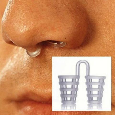 Dilatador Nasal Interno Em Silicone Rígido Alívio Imediato - Foto 3