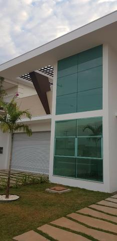 Casa Térrea no Condomínio Florais dos Lagos com 4 suítes - Foto 12