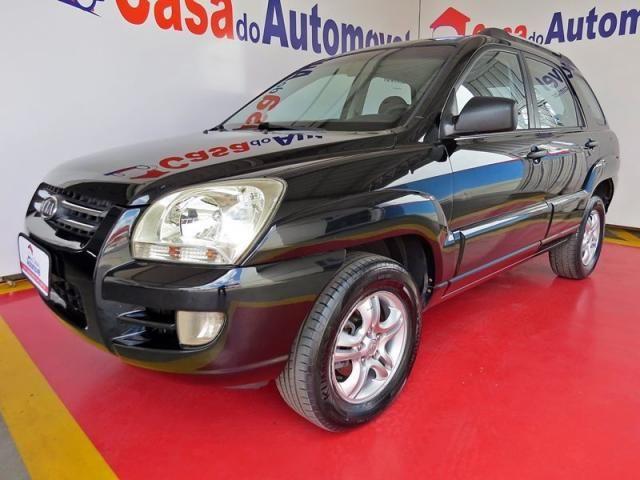 KIA SPORTAGE 2007/2008 2.0 LX 4X2 16V GASOLINA 4P AUTOMÁTICO