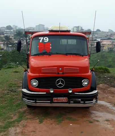 Mercedes Benz 1113 Trucada