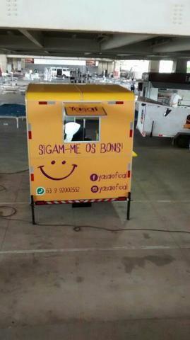 Fábrica de food Truck e quiosque em aparecida de goiania - Foto 4