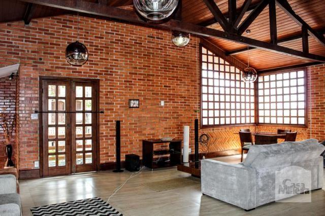 Casa à venda com 4 dormitórios em Minas brasil, Belo horizonte cod:245942 - Foto 3