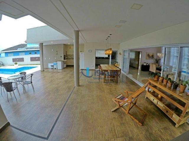 Linda casa térrea à venda, condomínio alto luxo mirante do vale, jacareí-sp - Foto 5