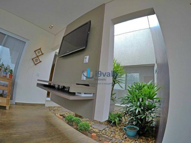 Linda casa térrea à venda, condomínio alto luxo mirante do vale, jacareí-sp - Foto 11