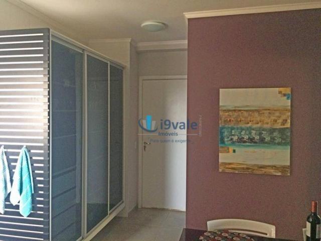 Apartamento sky house com 3 dormitórios à venda, 157 m² por r$ 940.000 - jardim aquarius - - Foto 6