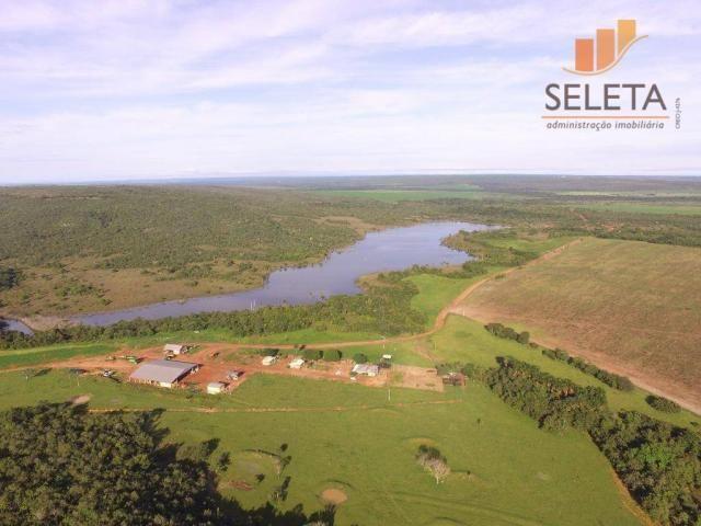 Fazenda à venda, * m² por R$ 125.000.000 - Vila Bom Jardim - Nobres/MT - Foto 12