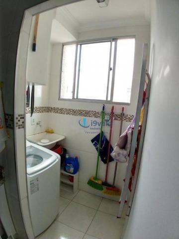 Apartamento com 2 dormitórios à venda, 54 m² por r$ 180.000 - villa branca - jacareí/sp - Foto 10