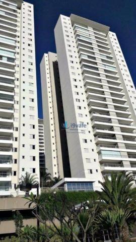 Apartamento de 142m2 com 3 suites no grand splendor, jardim das indústrias, são josé dos c - Foto 12