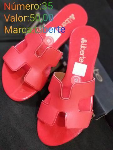 e0b5cf0486 Vendo todas novas (Sandália) - Roupas e calçados - São José Operário ...