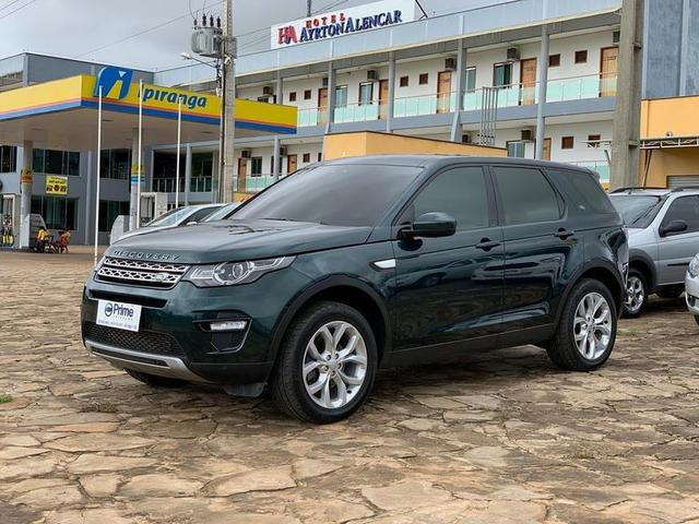 Land Rover Discovery Sport HSE 2.2 4x4 diesel 7 lugares 2016 - Foto 3