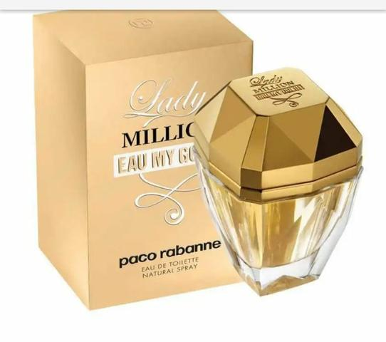 eeb3570ee5 Perfume Paco Rabanne Lady Million Prive Eau de Parfum Feminino 80ML ...