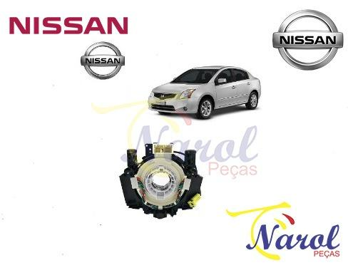 Cinta Airbag Hard Disk Mola Relógio Nissan March, Versa, Tiida, Livina, Sentra, Kicks - Foto 2