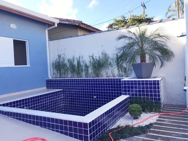 Casa na Praia Novissima com Piscina - Foto 3