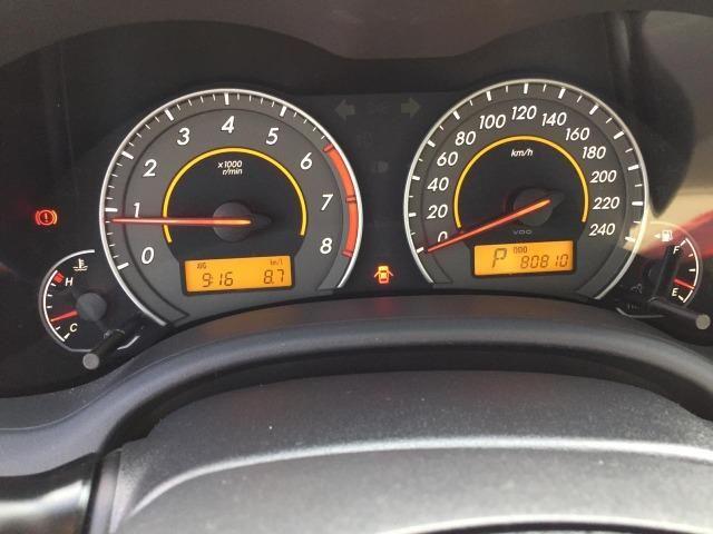 "Toyota Corolla Xei Apenas 80.810 Único Dono - Proposta S/Troca ""Ligue"" - Foto 8"