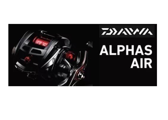 Carretilha Japonesa Daiwa® Aphas Air 7.2l Drag:4kg- 155grs