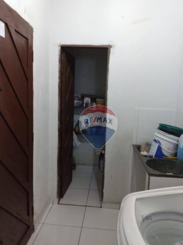 Casa com 2 dormitórios à venda, 84 m² por r$ 160.000,00 - zona norte - são gonçalo do amar - Foto 12