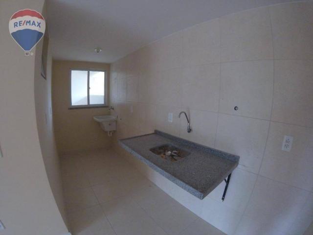 Apartamento novo no antonio bezerra com lazer completo - Foto 18