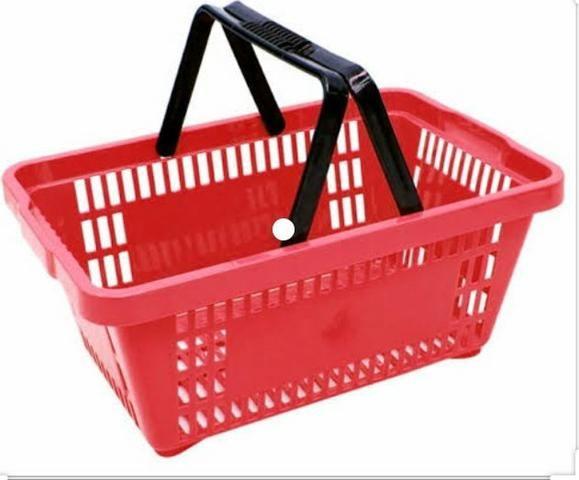 Cestinhas de supermercado - Foto 2
