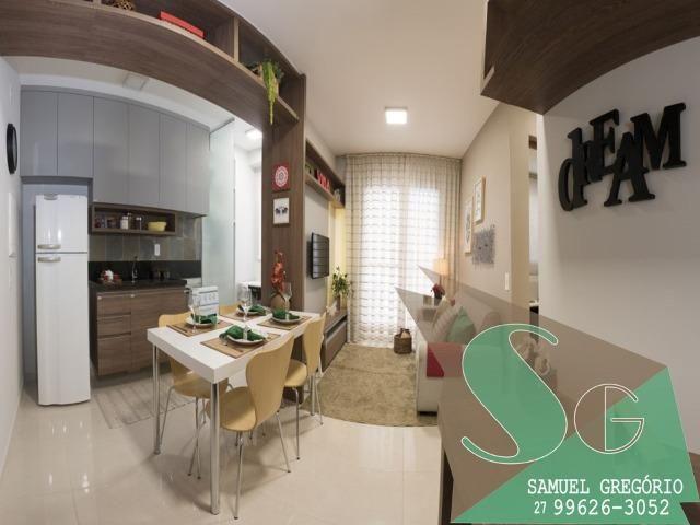 SAM - 40 - Via Sol - 48m² - Condições de pagamento facilitadas - Serra, ES - Foto 2