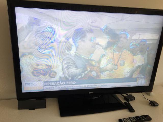 TV FullHd LG 47pol. (DEFEITO)