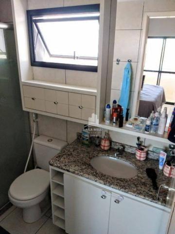 Apartamento projetado,60 m2,3 quartos, 2 vagas,edson queiroz - Foto 20