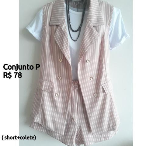 Colete + short