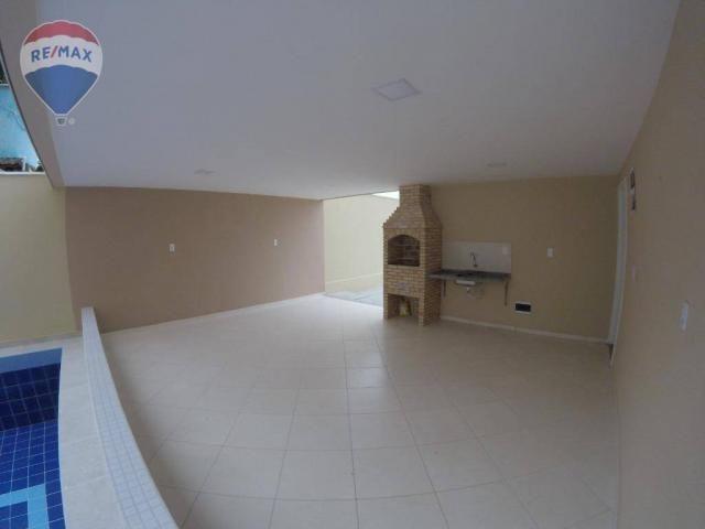 Apartamento novo no antonio bezerra com lazer completo - Foto 9