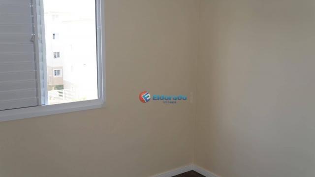 Apartamento com 2 dormitórios para alugar, 45 m² por r$ 550,00/mês - residencial guairá -  - Foto 13