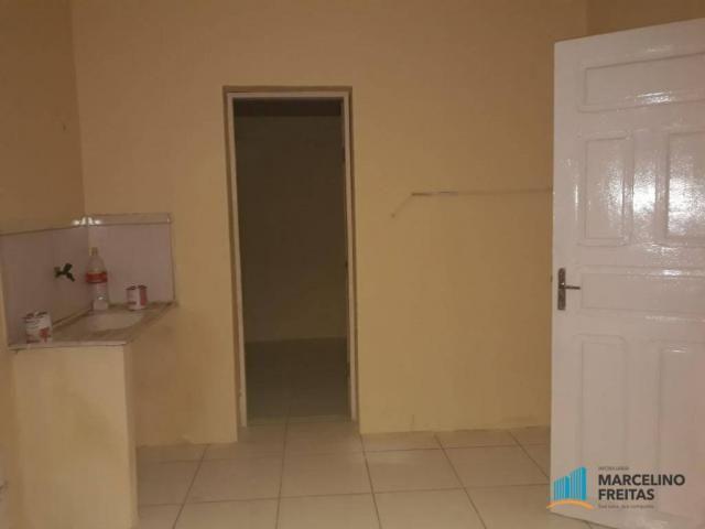 Casa com 2 dormitórios para alugar, 50 m² por r$ 659,00/mês - álvaro weyne - fortaleza/ce - Foto 4