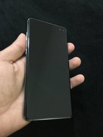 Samsung S10 Plus ceramic black 512 gigas - Foto 4