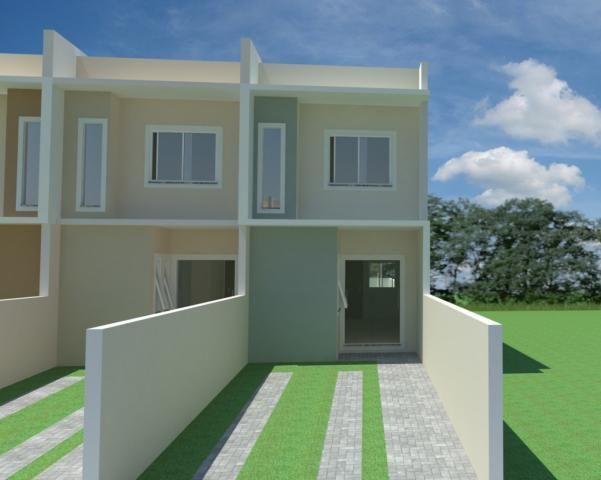 Sobrado no bairro passo manso, no residencial diamantina, casa 03, com 02 dormitórios, 1 v - Foto 15