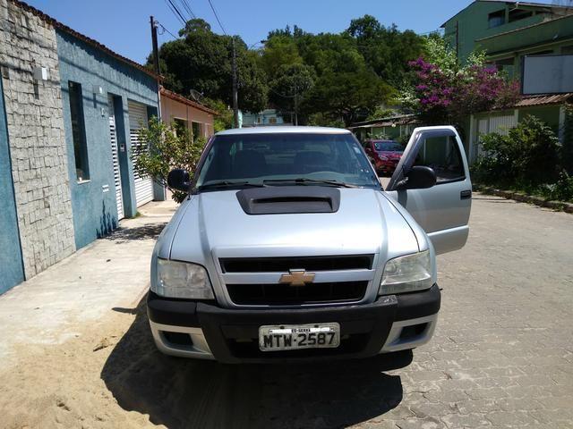 Vendo S10 Advantage FLEX ano 2010 - Foto 10