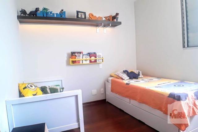 Apartamento à venda com 3 dormitórios em Havaí, Belo horizonte cod:257266 - Foto 4
