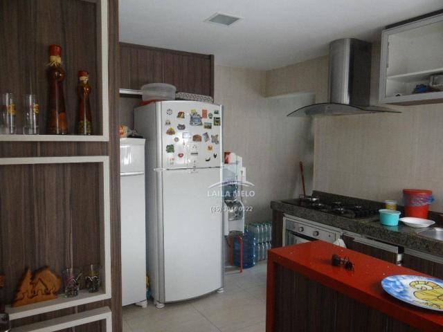 Casa dúplex em condomínio na lagoa redonda,190 m2, 4 quartos, lazer completo,fortaleza - Foto 6