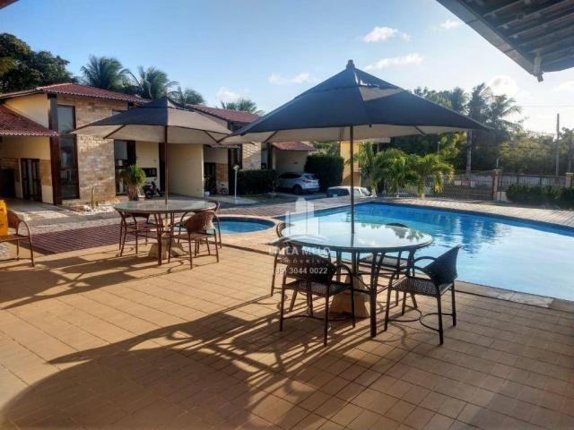 Casa plana na lagoa redonda,próximo a maestro lisboa,117 m2,3 quartos,lazer - Foto 3