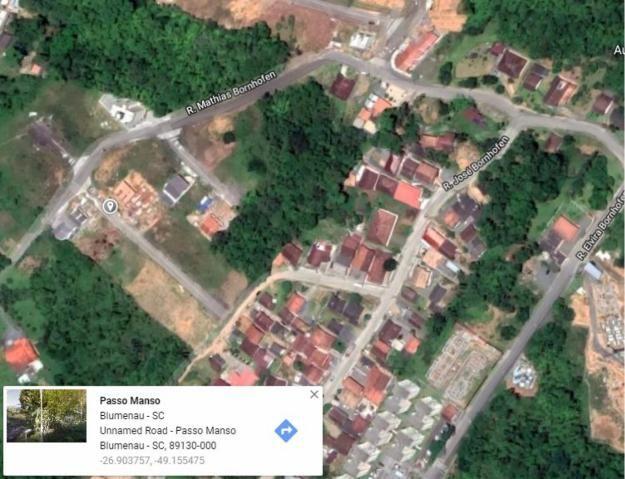 Sobrado no bairro passo manso, no residencial diamantina, casa 03, com 02 dormitórios, 1 v - Foto 17