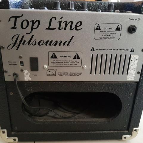 Amplificador De Guitarra Jplsound - Foto 3