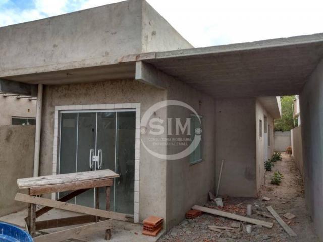 Casa com 2 dormitórios à venda, 70 m² no baixo grande - são pedro da aldeia/rj - Foto 3
