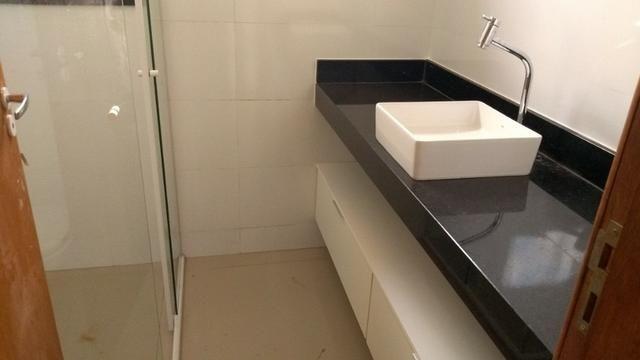 Samuel Pereira oferece: Casa Alto da Boa Vista Nova Moderna Escriturado 3 Suites Armários - Foto 19