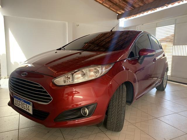 New Fiesta