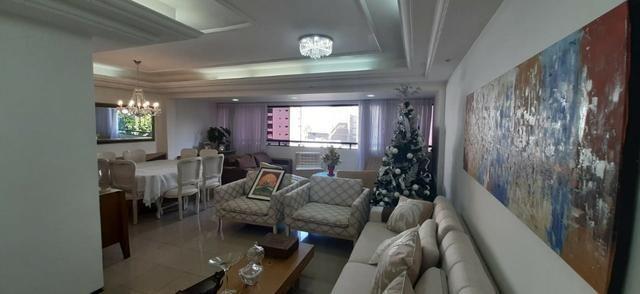 Apartamento Aldeota/ Meireles 165m2 03 Suites 100% Projetado e Reformado