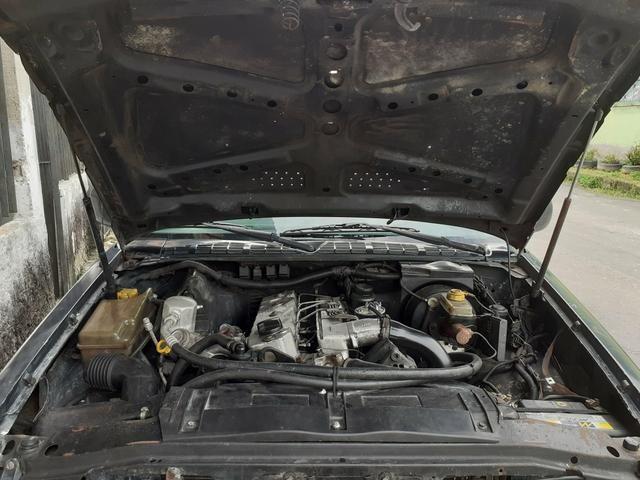 Vendo uma S10 motor MWM - Foto 9
