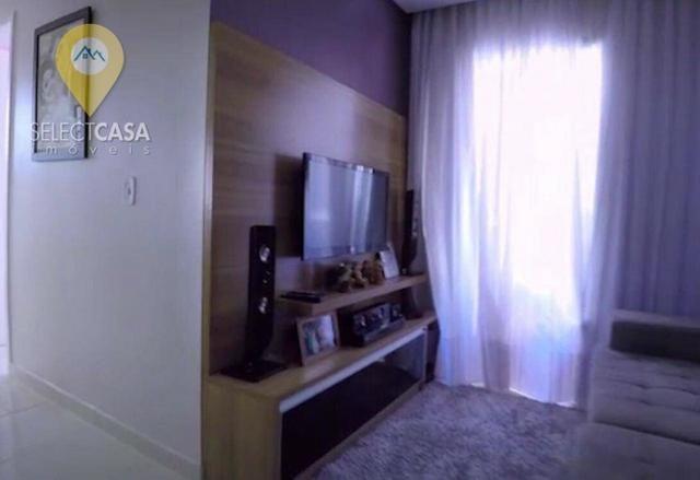 Apartamento 2 Quartos Lazer Completo Elevador em Colina de Laranjeiras - Foto 3